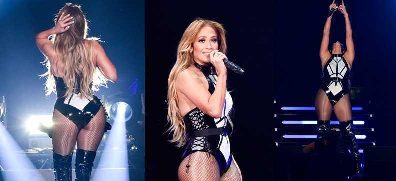 Jennifer Lopez 2019 iHeartRadio konserinde