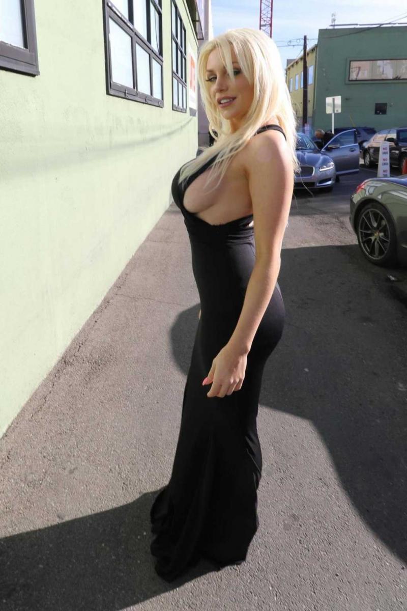 Courtney Stodden Hollywood Müzesi'nde