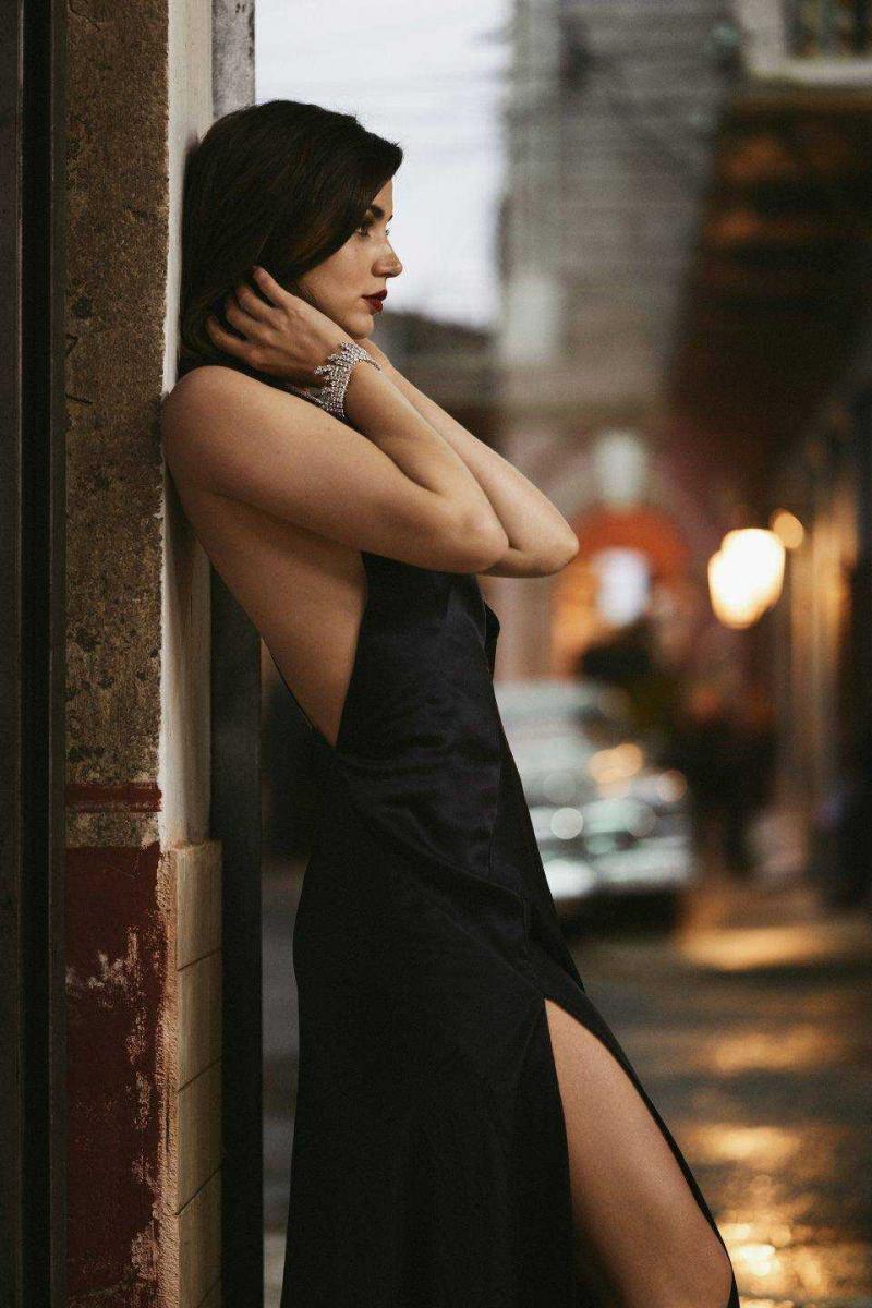 Ana de Armas No Time To Die çekimlerinde