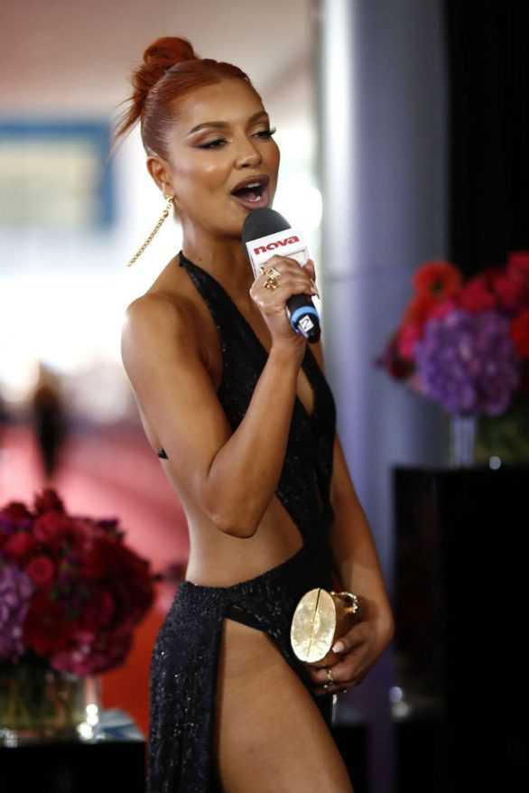 Havana Brown 33. Annual ARIA Ödülleri etkinliğinde