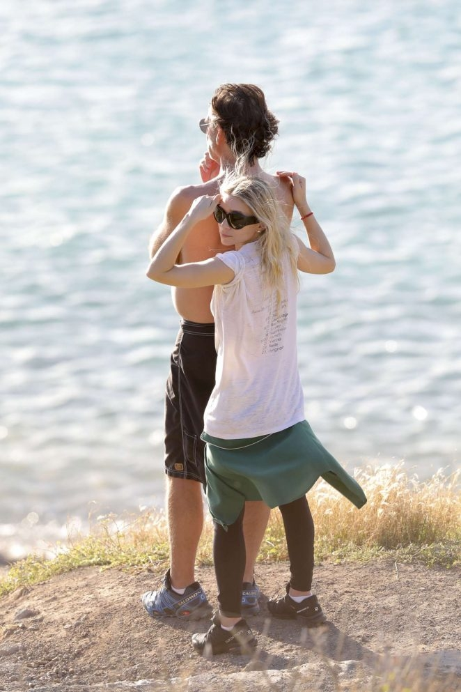 Ashley Olsen - St Barth