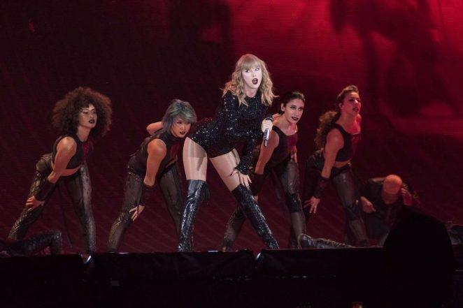 Taylor Swift konseri - MetLife Stadı