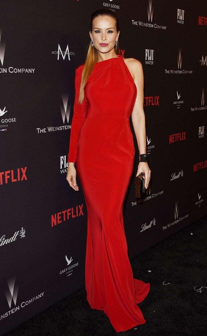 Petra Nemcova – Netflix Golden Globe etkinliği
