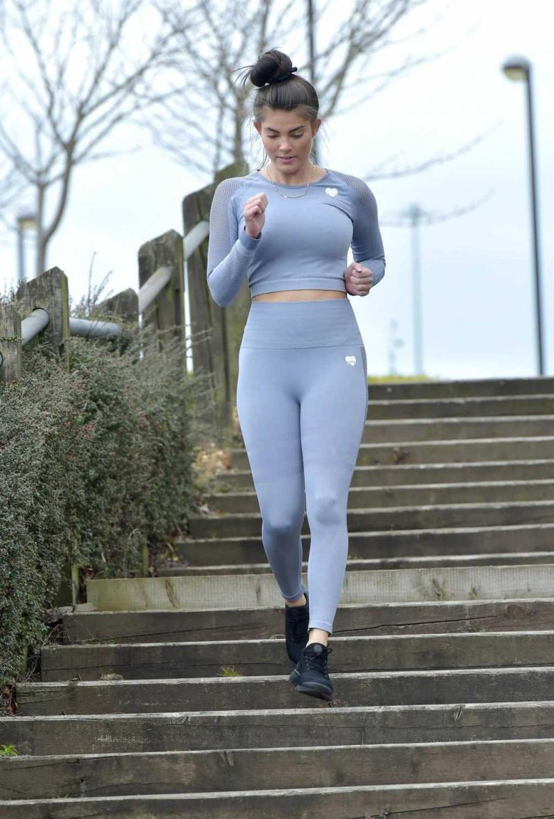 Rebecca Gormley taytla Royal Quays'de