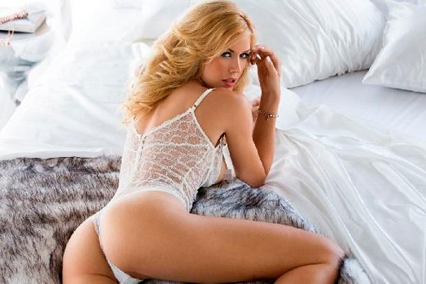 Блондинки фото плейбой