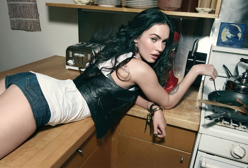 меган фокс сексуальные фото