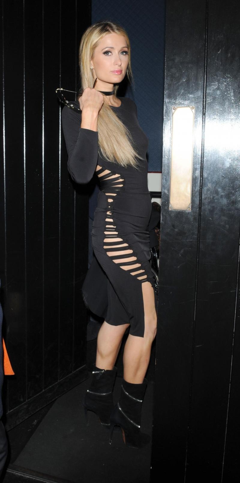 Paris Hilton – The Chiltern Firehouse