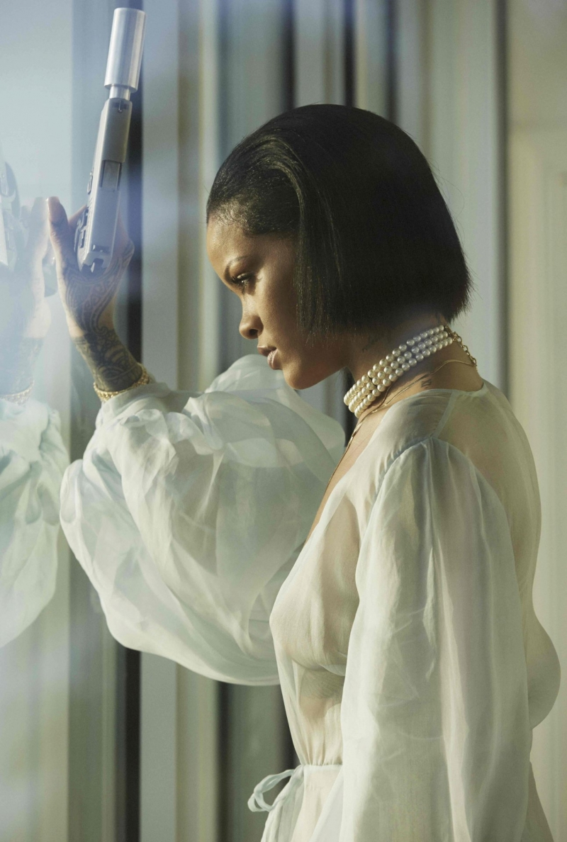 Rihanna- Needed Me