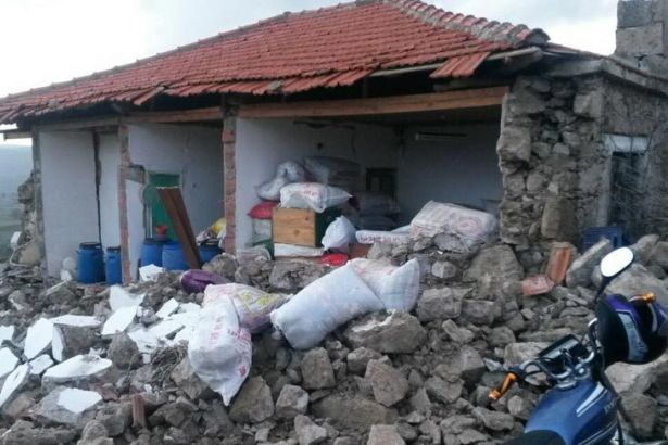 1 haftadır deprem olan Çanakkale için korkutan uyarı