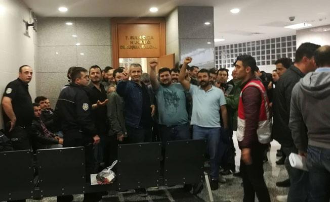 1 Mayıs'ta gözaltına alınan HKP'liler serbest bırakıldı