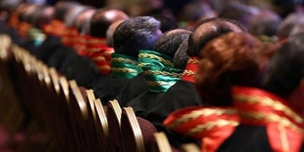 109 askeri hâkim ordudan ihraç edildi!