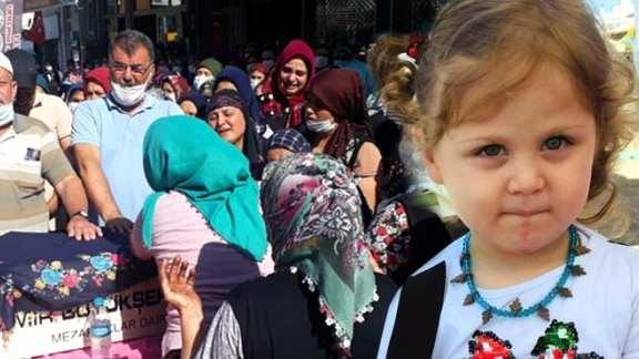3 yaşındaki Alya, bamya yedikten sonra fenalaşıp hayatını kaybetti