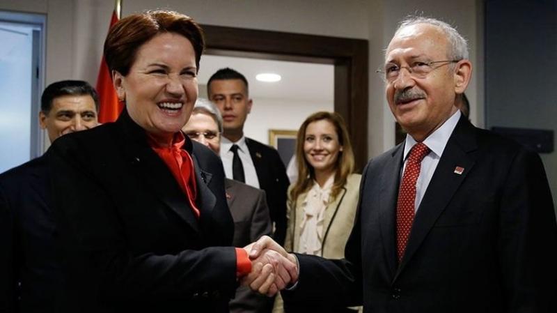 4 parti ittifak için anlaştı! CHP, İyi Parti...