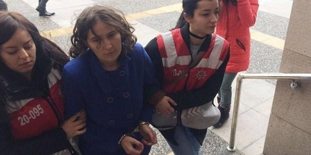 40 günlük bebeğini denize atan kadın tutuklandı