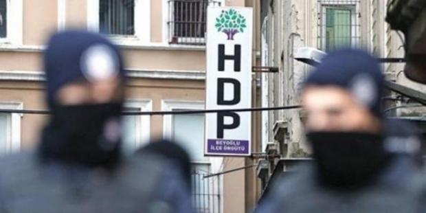 8 HDP'li tahliye edildi