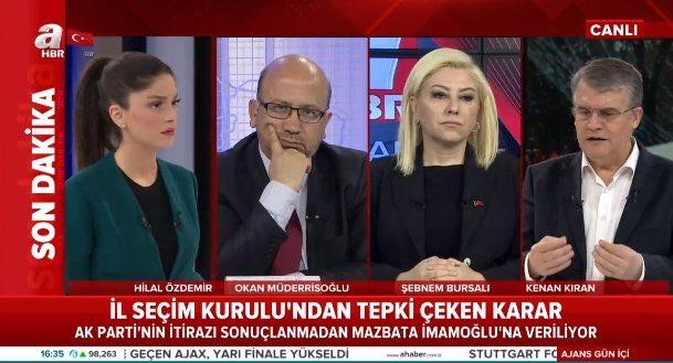 A Haber: İtiraz sonuçlanmadan mazbata İmamoğlu'na veriliyor, tepki çeken karar!