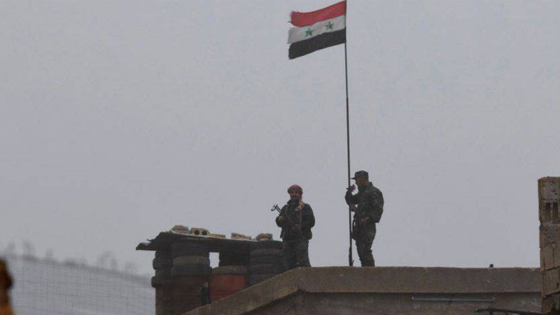 AA: ABD askerleri Suriye'de kendilerini durdurmaya çalışan bir Suriye askerini öldürdü