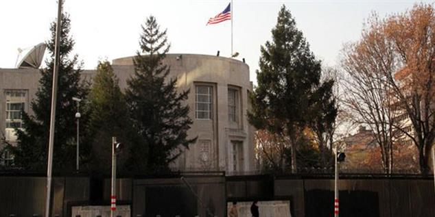Abd Ankara'da ki Büyükelçiliği Kapattı