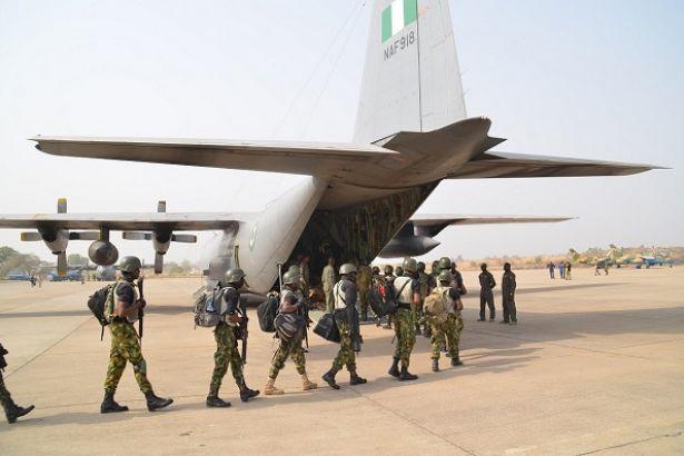 ABD: Gambiya'ya askeri müdahaleyi destekliyoruz