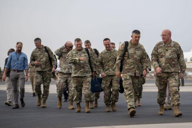 ABD üssüne saldırı: Bir ABD askeri öldü