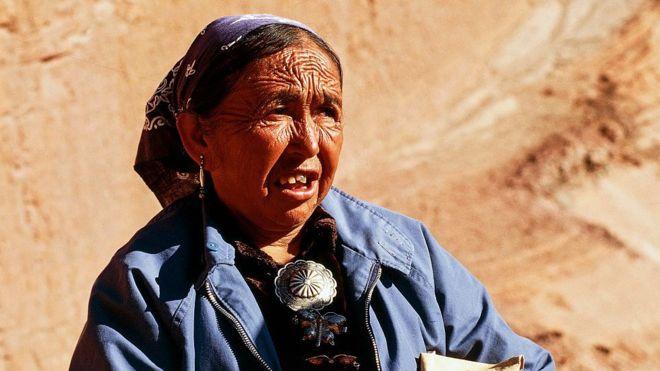 ABD'de en fazla koronavirüs vakası görülen halk Navaho yerlileri