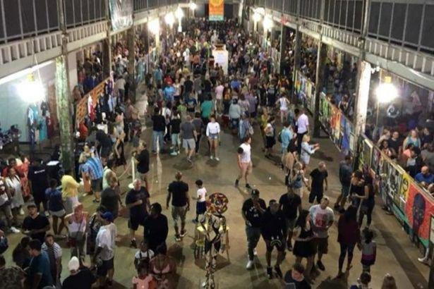 ABD'de festivale silahlı saldırı