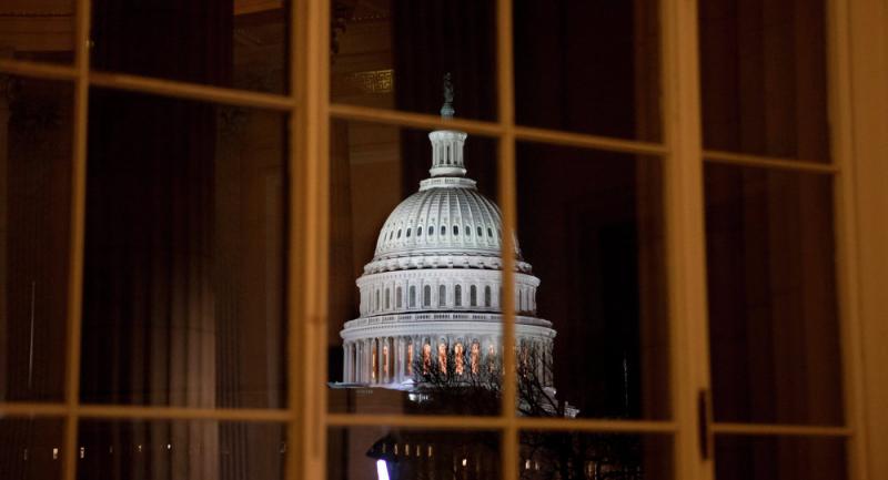 ABD'li senatörler, Türkiye'nin Suriye'den çıkmaması halinde geniş çaplı yaptırımlar önerdi