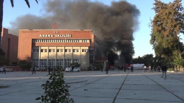 Adana Valiliği'ne yönelik saldırıyı TAK üstlendi