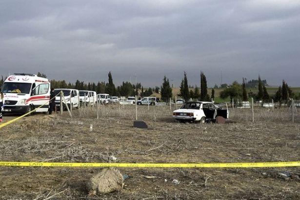 Adana'da 3 erkek cesedi bulundu