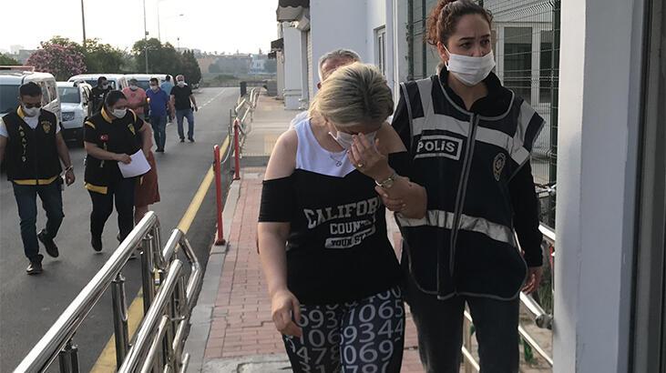 Adana'da fuhuş operasyonu! 36 gözaltı