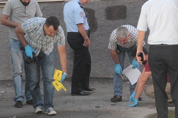 Adana'da hakimin aracına bombalı saldırı!