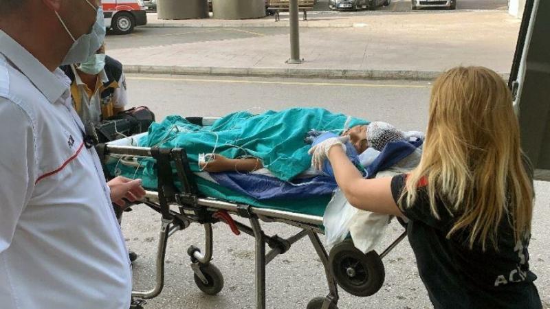 Adana'da tabancayla kendini vuran 8 yaşındaki kız hayatını kaybetti