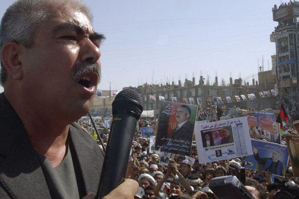 Afganistan'da Cumhurbaşkanı yardımcısına suikast girişimi