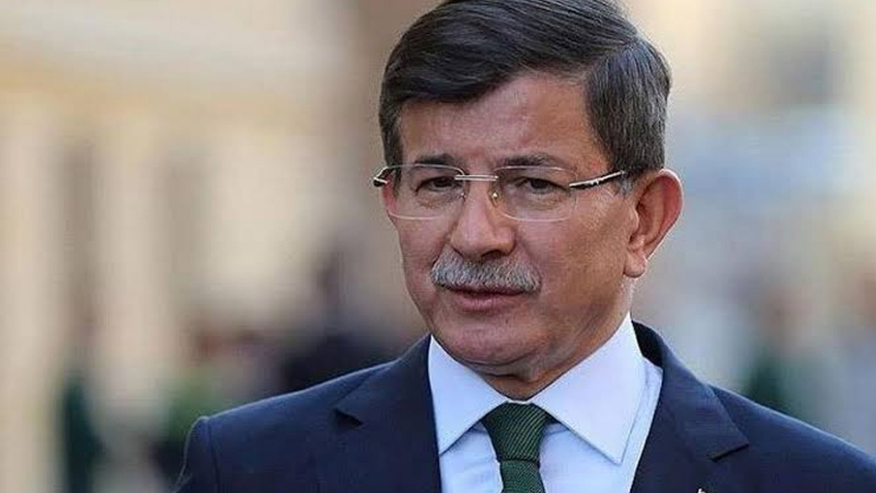 Ahmet Davutoğlu yeni parti için başvuru yapıyor