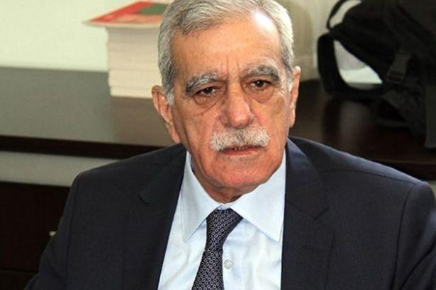 Ahmet Türk: Kitlemizde CHP'ye oy yokken İnce'ye sempati oluştu