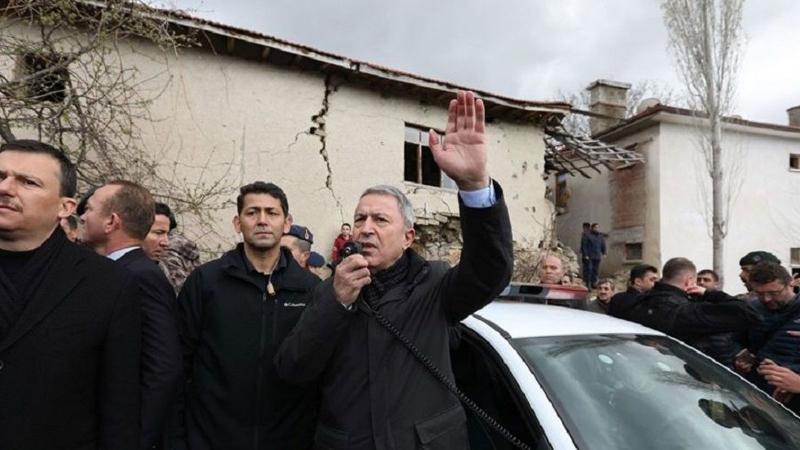 Akar'dan yeni açıklama: Amacımız Kılıçdaroğlu'nu sağ salim ayrılmasını sağlamaktı