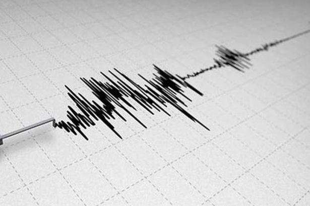 Akdeniz'de 4.1 şiddetinde deprem