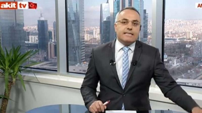 Akit Tv Ankara Haber Müdürü Mehmet Özmen AKP Genel Başkan Yardımcısı ve Parti Sözcüsü Mahir Ünal'a Çok Sert Sözler