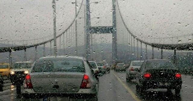 AKOM: İstanbul'da yaşayanlar zorunlu olmadıkça trafiğe çıkmasın