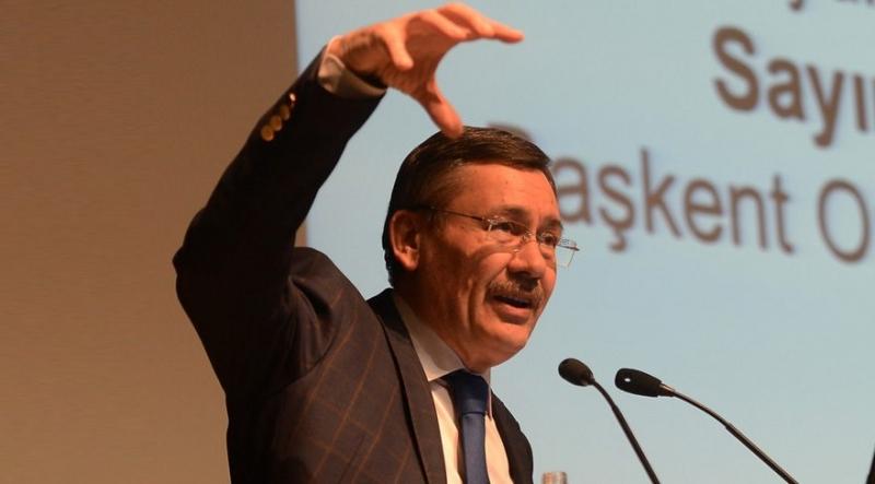 AKP Sözcüsü'nden Melih Gökçek açıklaması