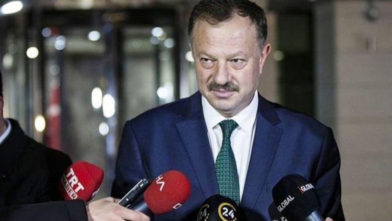 AKP YSK Temsilcisi Recep Özel: Bizim davamızın adı berrak, sonu toprak, dönen alçak olsun