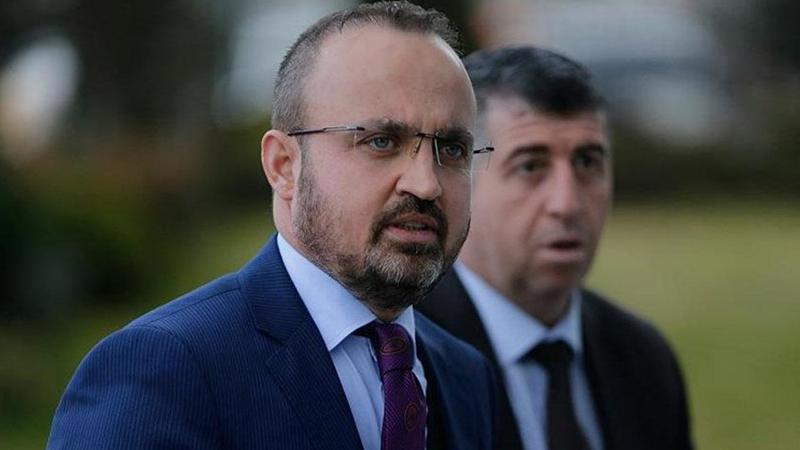 AKP'li Turan'dan Bülent Arınç'a Ahmet Türk tepkisi: Hadi oradan, o gözü oyacağız