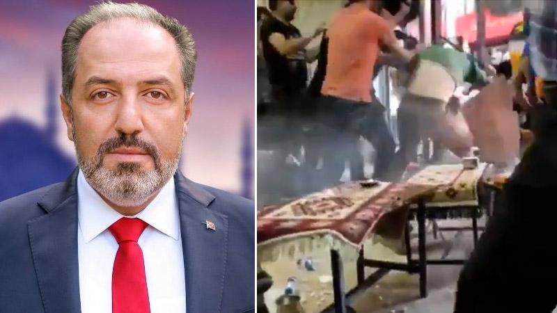 AKP'li Yeneroğlu'ndan polis müdahalesine tepki: Vatandaşlarımıza bu zalimliği reva gören kişilerin görevden alınması için gereken yapılacaktır