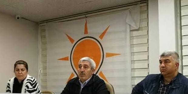 AKP'li yönetici Suat Ünal istifa etti
