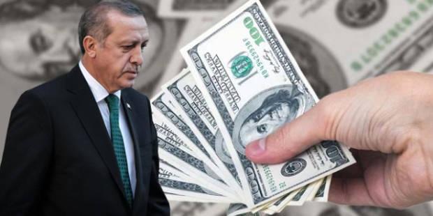 AKP'nin yayın organı Yeni Akit: ABD, doların yerini TL'nin almasından korkuyor!