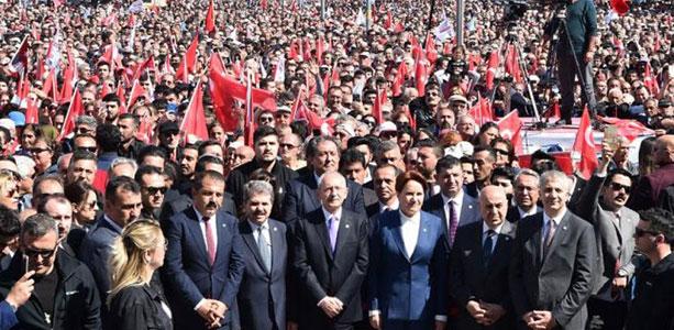 Akşener: Erdoğan beni Mehmet Cengiz zannetti