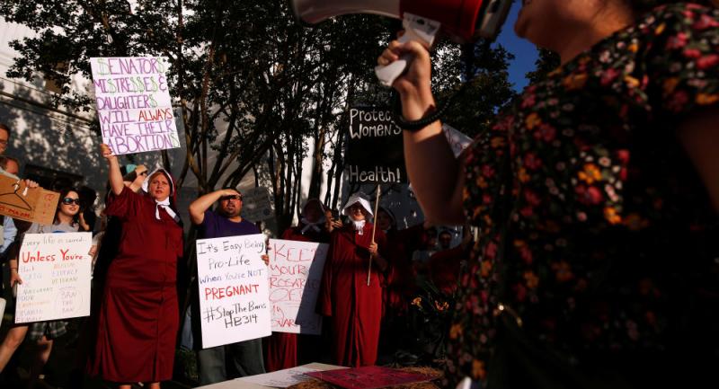 Alabama'da kürtajı yasaklayan tasarı kabul edildi