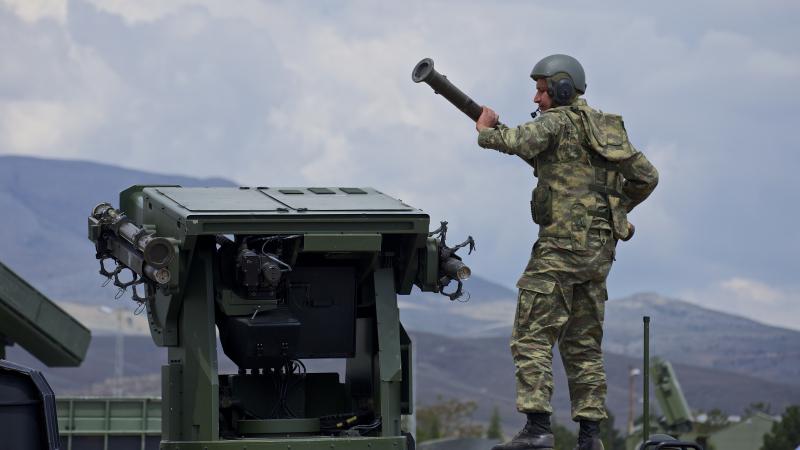 Alman Devlet Bakanı:Türkiye'ye silah satışını durdurun