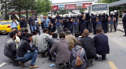Ankara'da 1 ay eylem yapmak yasaklandı!