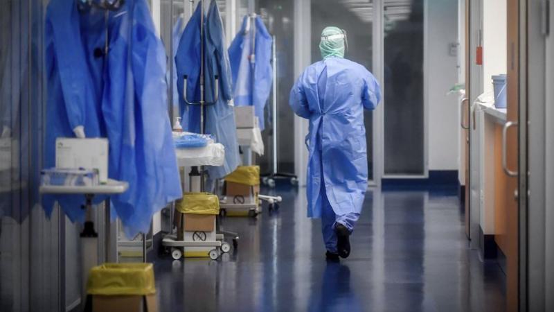 'Ankara'da 882 sağlık çalışanına Koronavirüs tanısı konuldu'